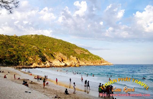 Tour Nha Trang - Đảo Bình Ba 001