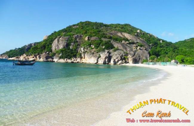 Tour Nha Trang - Đảo Bình Ba 002